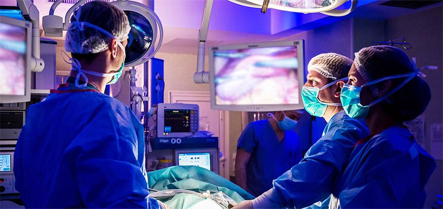 este posibil să se facă laparoscopie în varicoză
