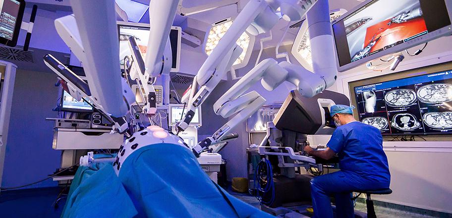 Ce urmari are operatia robotica la prostata