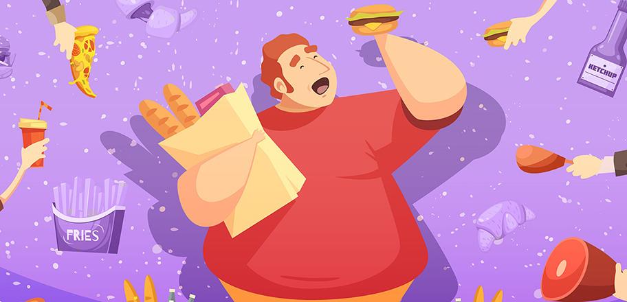 astmul de obezitate și pierderea în greutate