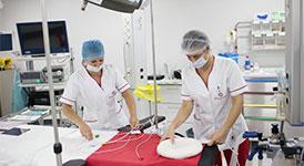 este posibil să se facă cezariană în varicoză)