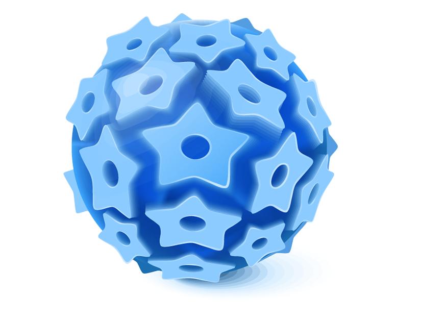 HPV ADN-detecție tipuri cu risc crescut + genotipare 16, 18 (cobas® HPV)