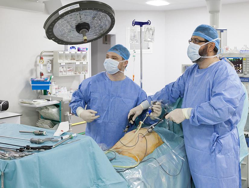 refacerea colonului dupa operatie