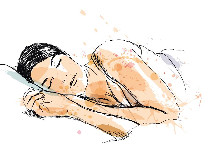 cum oprești picioarele neliniștite în pat
