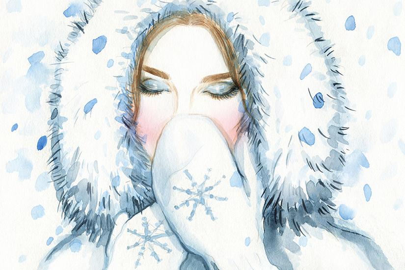 pierdere în greutate cu frig și gripa