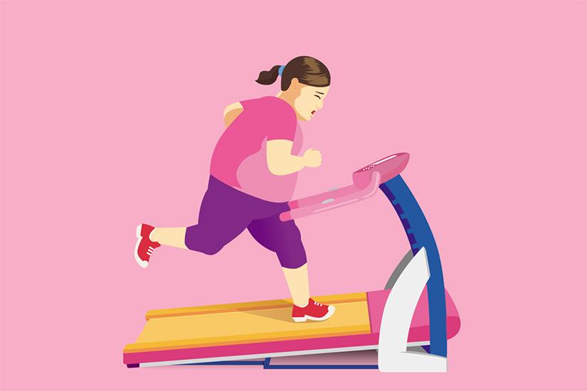 efect de pierdere în greutate asupra perioadei