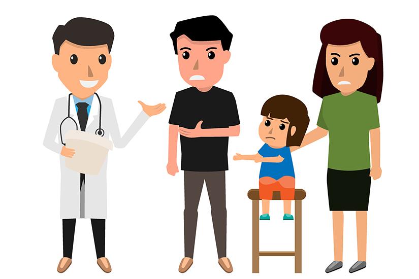Complicația durerii articulare după vaccinare