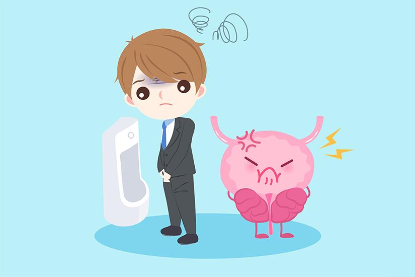 pierderea în greutate din prostată mărită