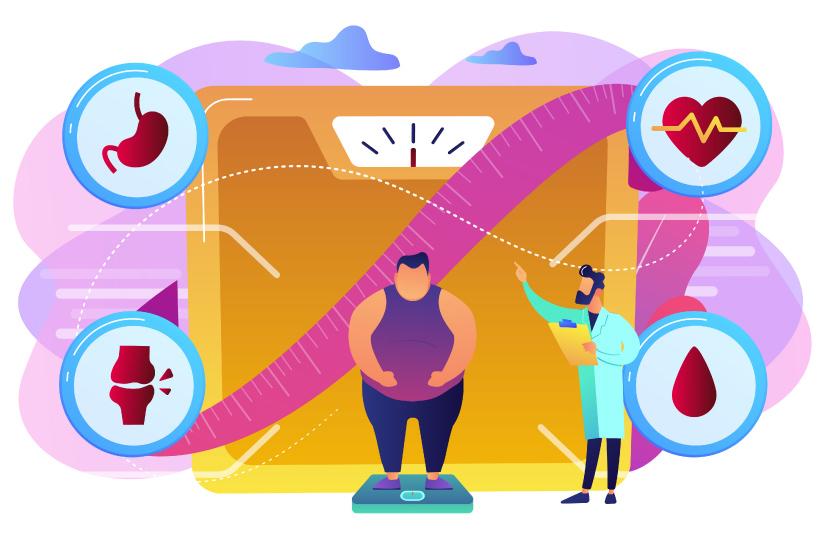 Obezitate și boli articulare