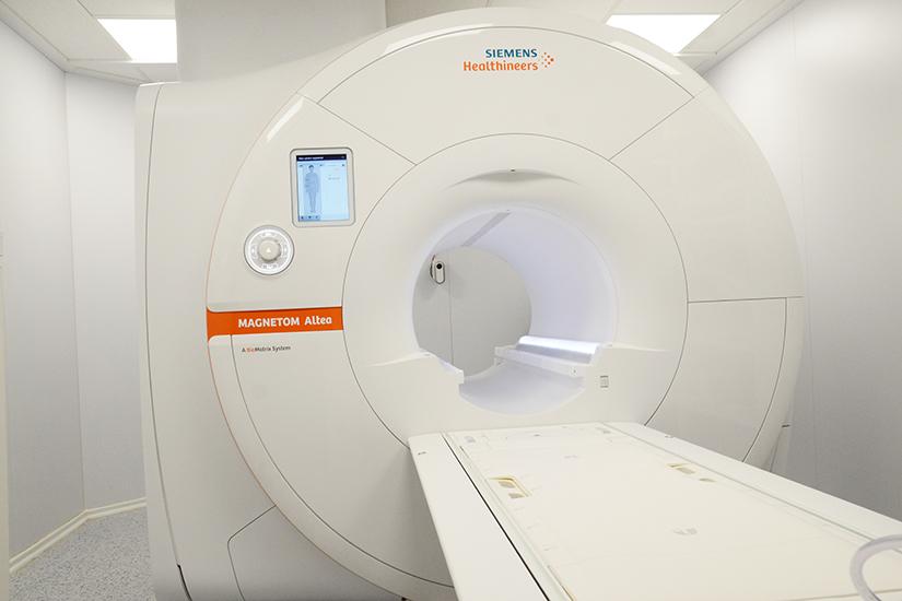 CT scanare a creierului
