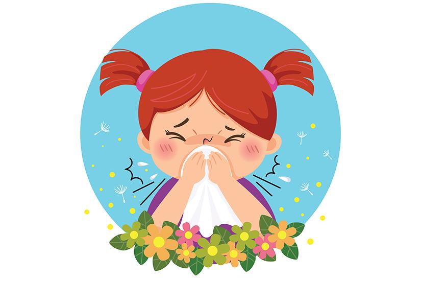simptome de rinită la copii