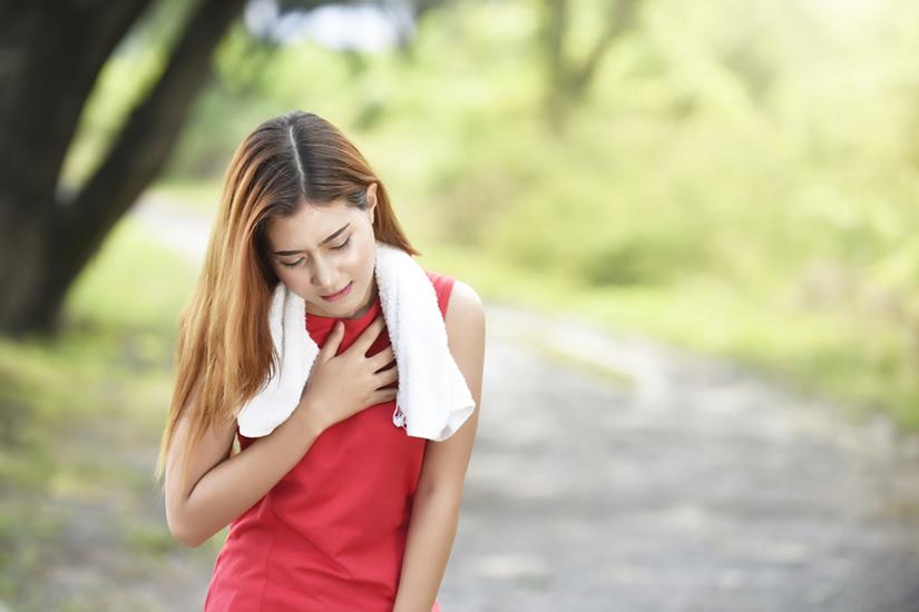 Declansarea astmului bronsic
