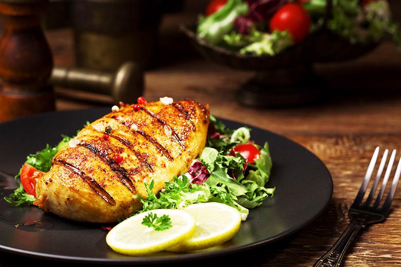 Carnea de pui permisa persoanelor bolnave de guta