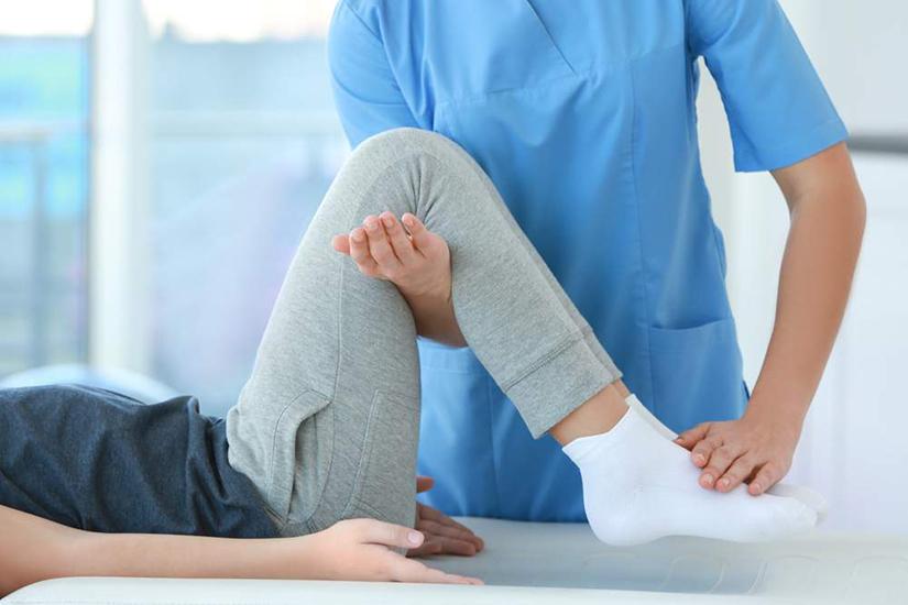 refacerea genunchiului după o fractură de șold)