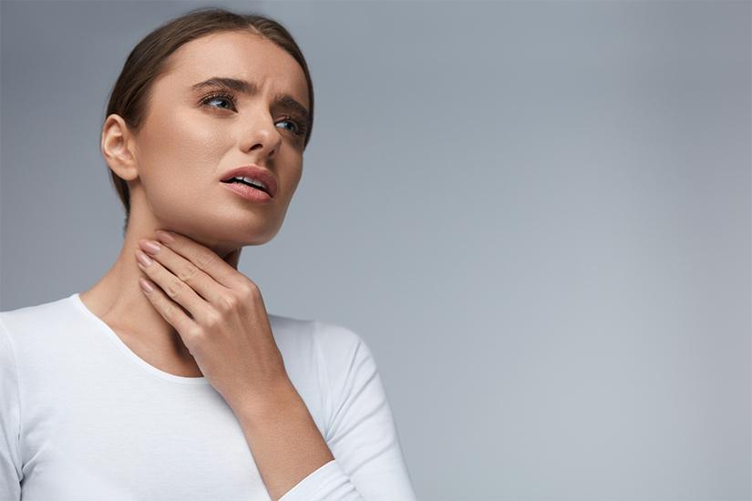 Apărarea naturală a gâtului