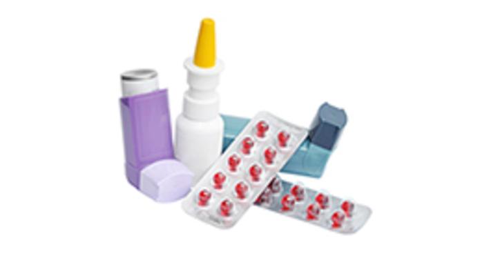 Pentru alergii pastile