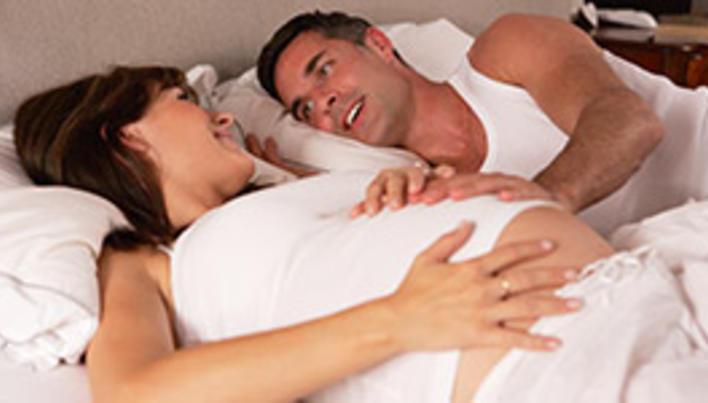 Intalnire pentru femeia insarcinata