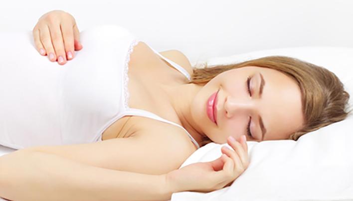 dormind în scăderea la rece