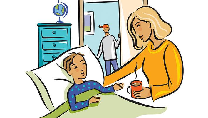 &#;nțelegerea durerii la copii | Cum acționează durerea | Nurofen