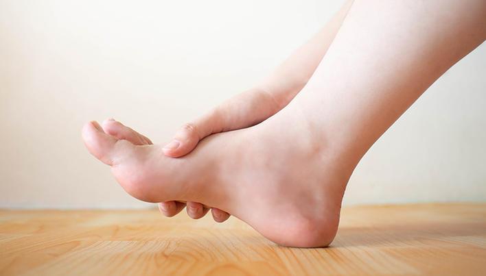 semne picioare slabe