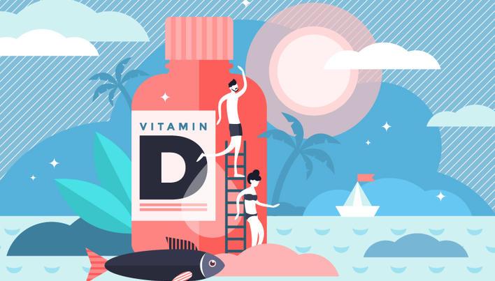 Deficit de vitamina d tratament naturist