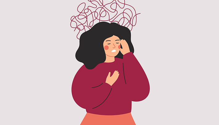 poți să pierzi în greutate de la atacurile de panică