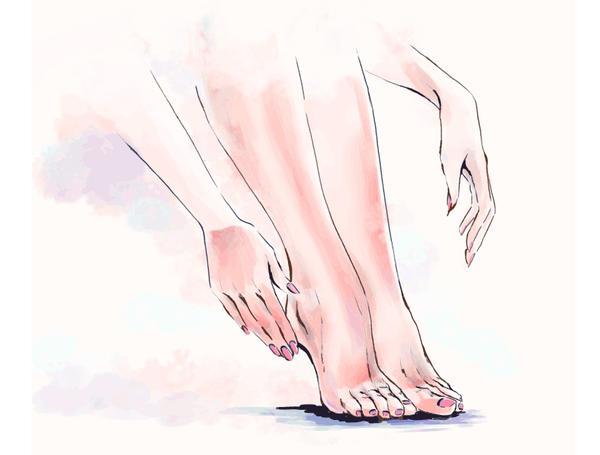 durerea în picior când mergeți la varicoză