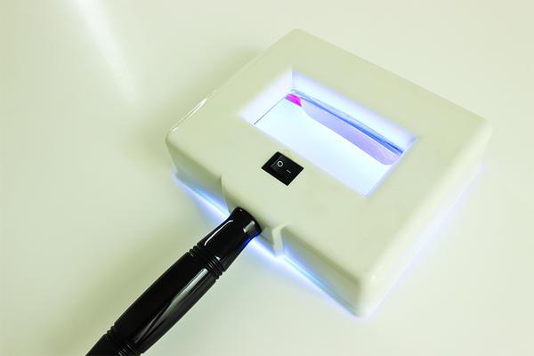 Examinarea pielii cu lampa Wood în bolile dermatologice